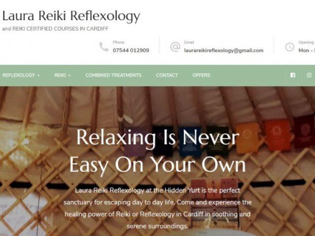 Laura Reiki & Reflexology