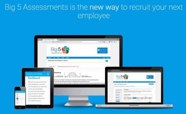 Big5assessments.com - Psychometric Assessments provider